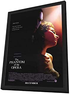 The Phantom of the Opera - 27 x 40 Framed Movie Poster