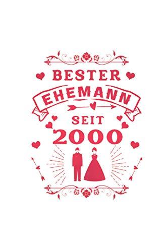 Hochzeitstag Notizbuch: Hochzeitstag Geschenk Notizbuch Tagebuch Planer Notizblock 120 linierte Seiten 6x9 Zoll (ca. DIN A5) Geschenkidee