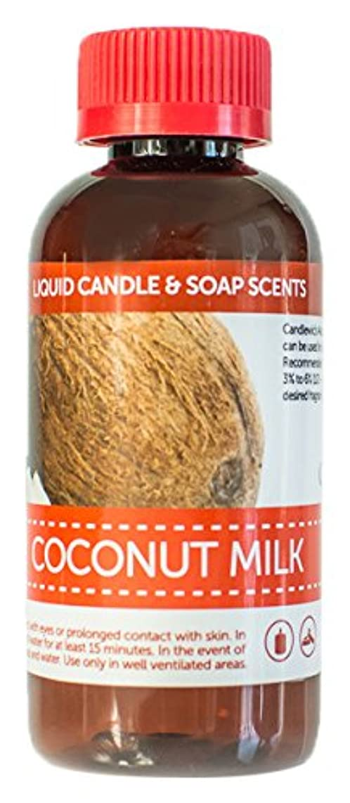 Candlewic 4Oz Coconut Milk - Candle & Soap Fragrance