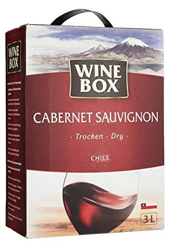WineBox Cabernet Sauvignon, trocken, Chile - 2