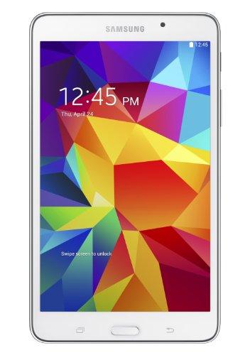 Samsung Galaxy Tab 4 SM-T230 8 GB Tablet - 7' - Wireless LAN - 1.20 GHz - White - 1.50 GB RAM - Android 4.4 KitKat - Slate - 1280 x 800 - Bluetooth