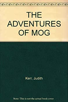 Hardcover The Adventures of MOG Book