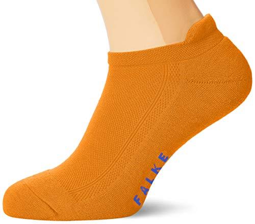 Falke Cool Kick Calcetines, Naranja (Mandarin 8216), 44/45 (