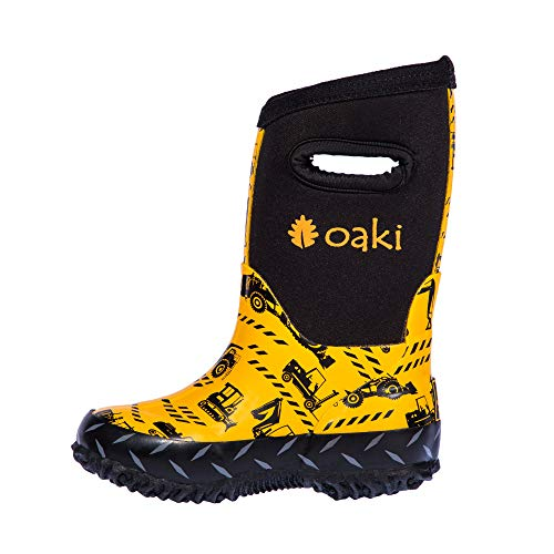 OAKI Neoprene Boots, Construction 8T