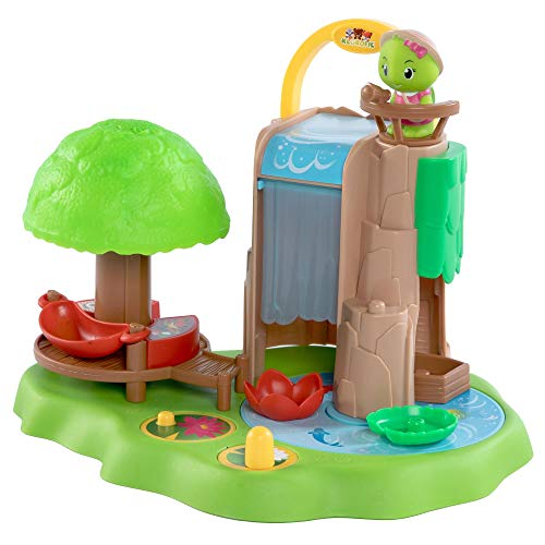 Fat Brain Toys Timber Tots Fantastic Waterfall Imaginative Play for Ages 2 to 8