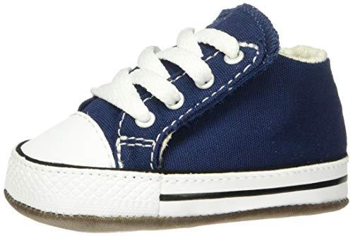 Converse Unisex Baby Chuck Taylor All Star Cribster Hohe Sneaker, Blau (Navy 865158c), 18 EU