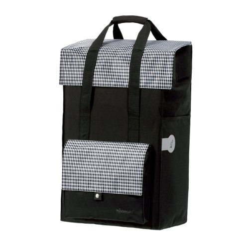 Andersen Shopper Tasche Milla 49 Liter schwarz