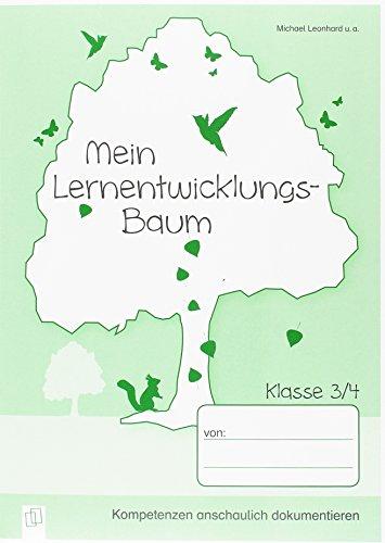 Mein Lernentwicklungs-Baum – 5 Mappen für die Klasse 3/4: Kompetenzen anschaulich dokumentieren