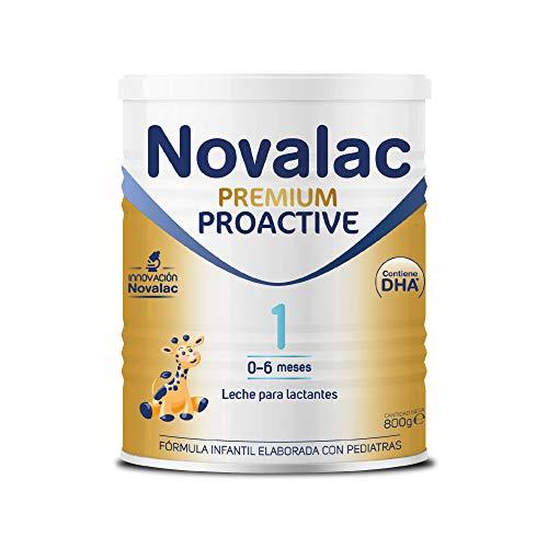 NOVALAC Proactive - Leche para Lactantes de 0 a 6 Meses, 800 Gr