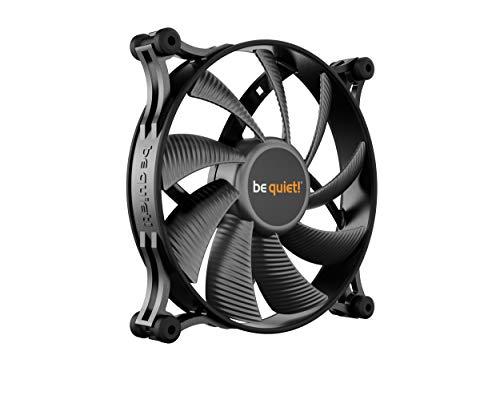 be quiet! Shadow Wings 2 140mm PWM Boitier PC Ventilateur - Ventilateurs, refoidisseurs et radiateurs (Boitier PC, Ventilateur, 14 cm, 900 TR/Min, 14,9 DB, 49,8 cfm)