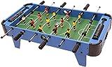 LSZ Tablero de la mesa de Futbolín Bobby Fútbol Toy Machine Juego de Pelota Juego de mesa Fútbol de mesa multi plegable de peso ligero y portátil for fiestas juego de media Air Hockey mesa de juego in
