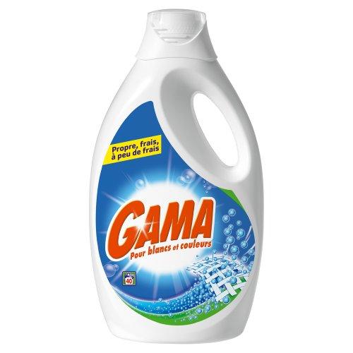 lessive gama auchan