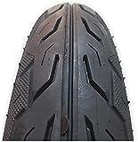 OHHG Pneumatici Scooter elettrici, pneumatici vuoto 2.75-10, accessori pneumatici Moto elettriche 15x2.75, Fossa di drenaggio Profondo Resistente all'usura antiscivolo, 1.8, installazione facile