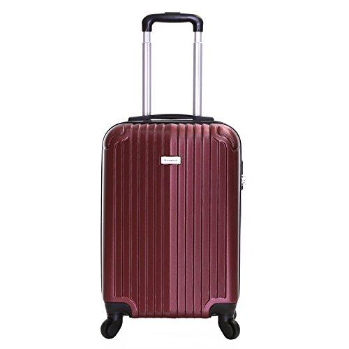 Slimbridge Borba - 55cm 4 ruedas maleta de cabina dura - 35L (MultiColor)