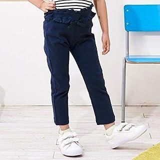 エフオーオンラインストア(F.O.Online Store(SC)) ウエストフリル 7days Style パンツ 9分丈