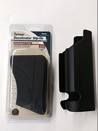 Hi-Tech Custom Concepts Kel-Tec KSG Shotgun Decelerator Recoil Reduction Pad- Slip-On + Snap on Cheek Rest Combo Pack - from Inc.