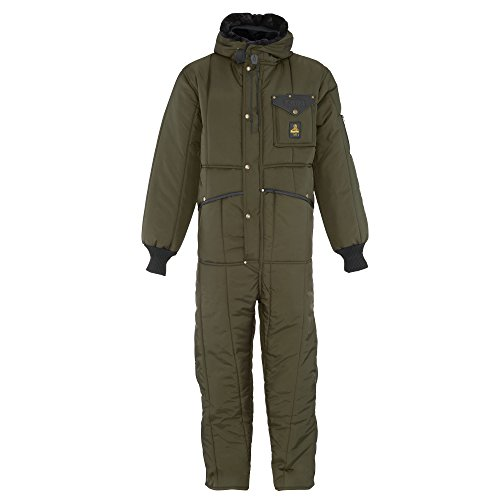 RefrigiWear Iron-Tuff Insulated Coveralls with Hood