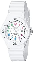 Casio Women's LRW200H-7BVCF Dive Series Sport Watch - casio military time watch for nurses - one of the best waterproof watches for nurses