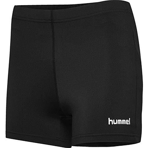 Hummel Kinder CORE Kids Hipster Shorts, Schwarz, 164
