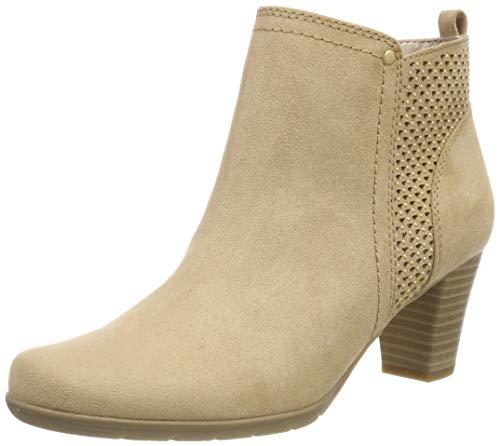 Jana 100% comfort Damen 8-8-25301-22 Stiefeletten, Beige (Sand 355), 38 EU