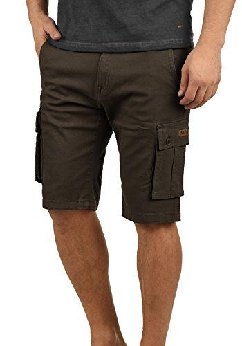 !Solid Laurus - Pantalones Cortos de Carga para Hombre