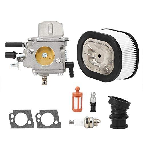EVTSCAN, la última herramienta de jardín, motosierra, kit de accesorios de carburador de aluminio fundido a presión, reemplazo para Stihl MS660
