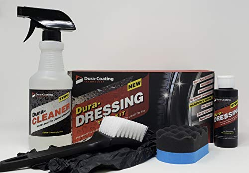 DURA-Dressing Total TIRE KIT (Single car kit)