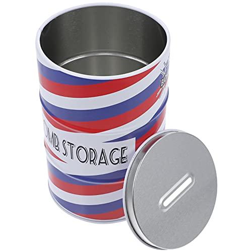 Lurrose Cuchillas de eliminación titular de eliminación portátil recoger caja cubo Razor Accesorios para la tienda casera
