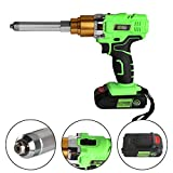 ZWCC 26V 3000Mah Portable Cordless Charging Electric Blind Rivet Gun Rivet With Led Lights