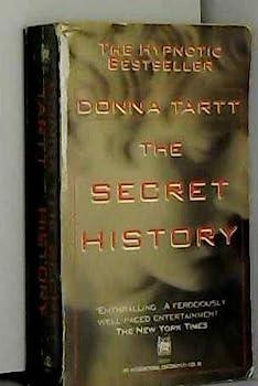 Paperback The Secret History Book