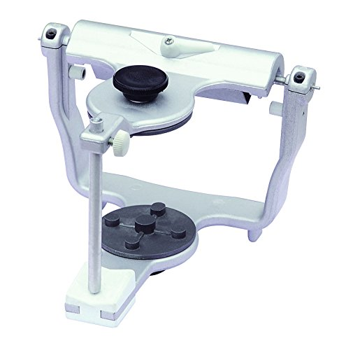 SDent TUV CE 1 Set Japanese Style Denture Articulator Dental Lab Laboratory Instruments Adjustable Equipment Denture Articulator