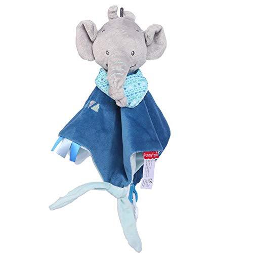 ACHICOO Baby Beruhigen Puppe Schlaf Puppe Baby Plüschtier Zahngel Beschwichtigen Handtuch Ponyfür den Heimgebrauch