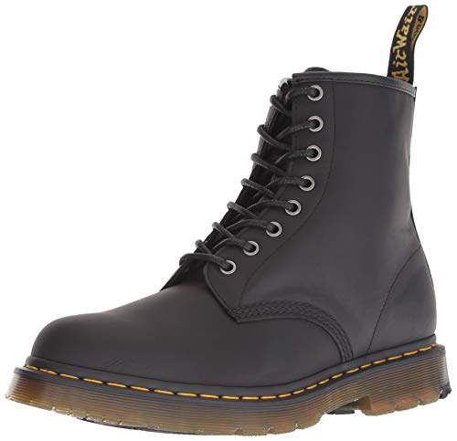 Dr. Martens Air Wair Unisex Stiefel black smooth Größe 38 EU