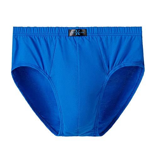 Bayrick Culotte Homme8 pièces de Slips en Coton Ample Taille Haute pour Homme-C_2XL