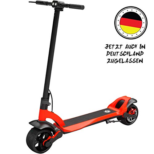 Wheelheels Rocket - eScooter mit Straßenzulassung