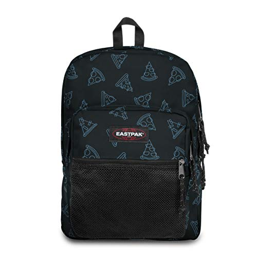 Eastpak Pinnacle Zaino, 42 cm, 38 L, Nero (FestFood Slice)