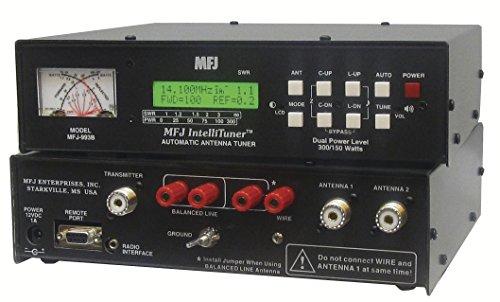 MFJ MFJ-993B MFJ993B MFJ-993 Original 1.8~30 MHz Automatic Antenna Tuner 300 Watts SSB / 150 Watts CW IntelliTuner w/SWR/Watt Meter.. Buy it now for 299.99