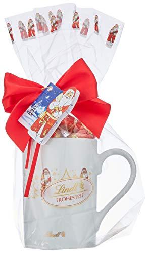Lindt & Sprüngli Weihnachtsmann Tasse, 1er Pack (1 x 100 g)