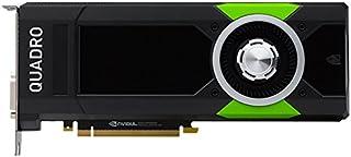 Fujitsu NVIDIA Quadro P5000 16GB GDDR5X - Tarjeta gráfica (Quadro P5000, 16 GB, GDDR5X, 256 bit, 7680 x 4320 Pixeles, PCI Express x16 3.0)
