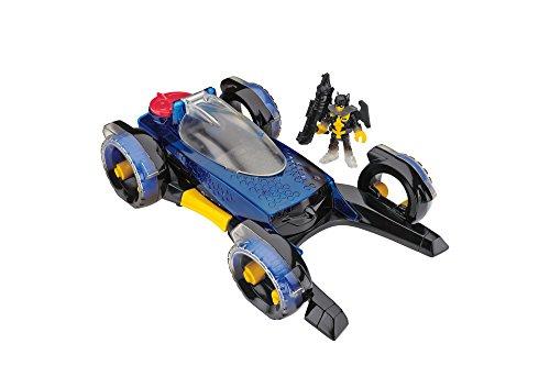 Batman - DRM48 - El Batmóvil transformable
