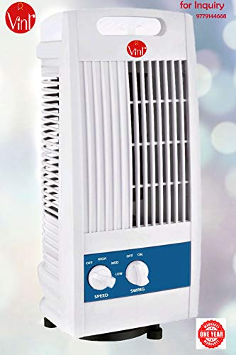 Vinr Cool Breeze Tower/Personal fans for home/Fan...
