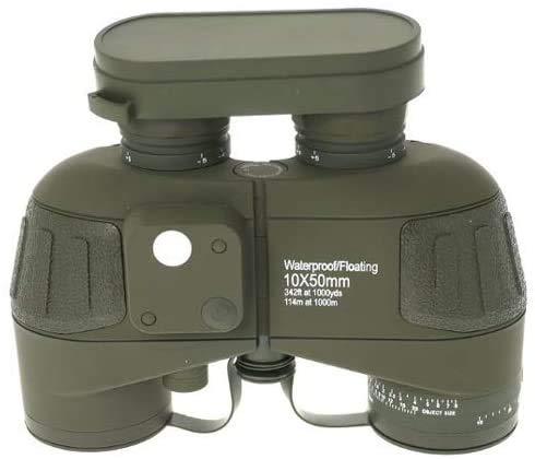 Wlnnes High Power Fernglas 10 x 50 Compact Binoculars Antifog und Wasserdicht Ideal for Erwachsene Außen Binoculars Vogelbeobachtung Reise Stargazing Jagd-Teleskops