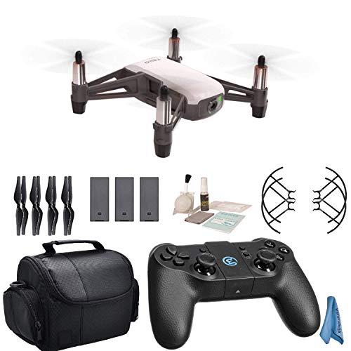 Ryze Tech DJI Tello Quadcopter Drone + GameSir T1d Remote Controller Bundle