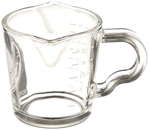 Rhinowares Shotglas 70 ml mit Griff