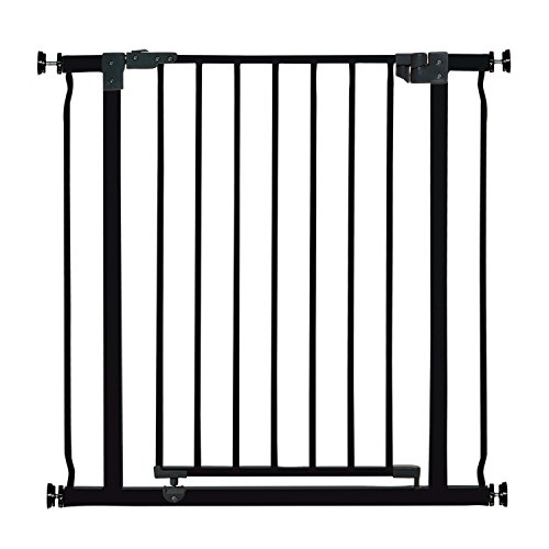 Dreambaby Liberty Safety Gate, Black, 75 - 81 cm