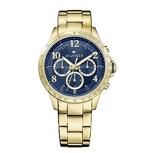Reloj para mujer Tommy Hilfiger 1781643, mecanismo de cuarzo, diseño con