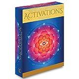 GUIMEI Activaciones de geometría Sagrada Oracle Descubre el lenguaje de tu Alma Juego de Barajas de 44 Cartas para Principiantes Juego de Tela de Diario Divine B