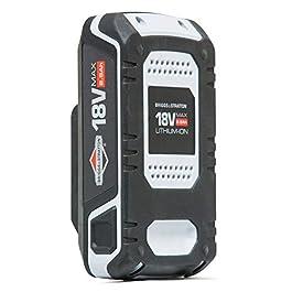 Batterie Lithium-Ion 18 V, 2.5Ah Briggs & Stratton pour outils Murray 18V, prise USB intégrée, garantie 3 ans, 883251