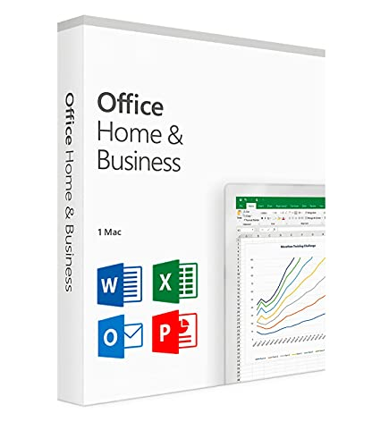 Office 2019 For Mac | Delivery within 24 Hours (Mac DL - link via Amazon Message/Email) | 1 Mac User | One-Time Purchase| No Cd/Dvd/ | Min system version: Mac OS 10.14