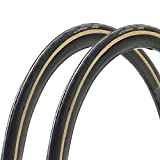 Hutchinson Nitro 2 700 x 28c Tan Wall Road Bike Tyres (Pair)